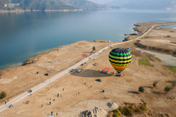Hot Air Balloon Safari, India