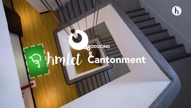 Hmlet Cantonment