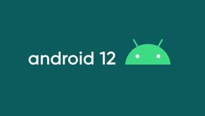 Android 12, Artık AOSP'de Kullanılabiliyor