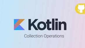 Kotlin'de Collection Operations