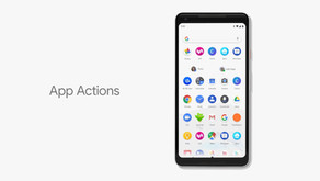 Google I/O'21 Yenilikleri: AppActions