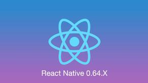 React Native 0.64 ile Gelen Yenilikler