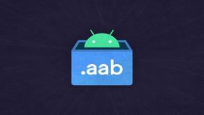Google, Android App Bundle'ye (AAB) Geçmeye Hazırlanıyor
