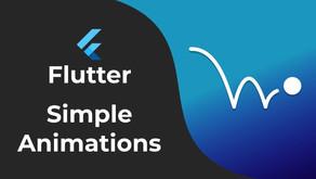 Flutter'da Simple Animations v2.5.0 Yayınlandı