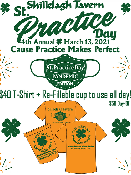 St. Practice Day Package
