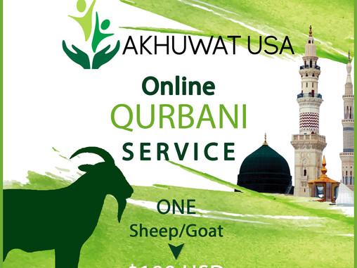 Online Qurbani With Akuwat