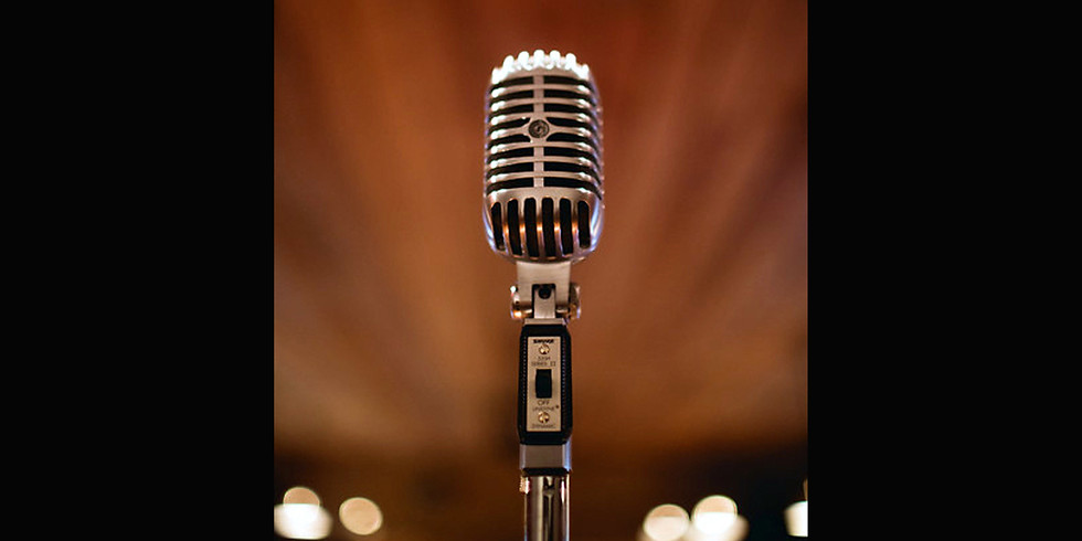 """Auditions for """"Three Nights of Love"""" an evening of Song, Poetry, Music & Love Letters"""