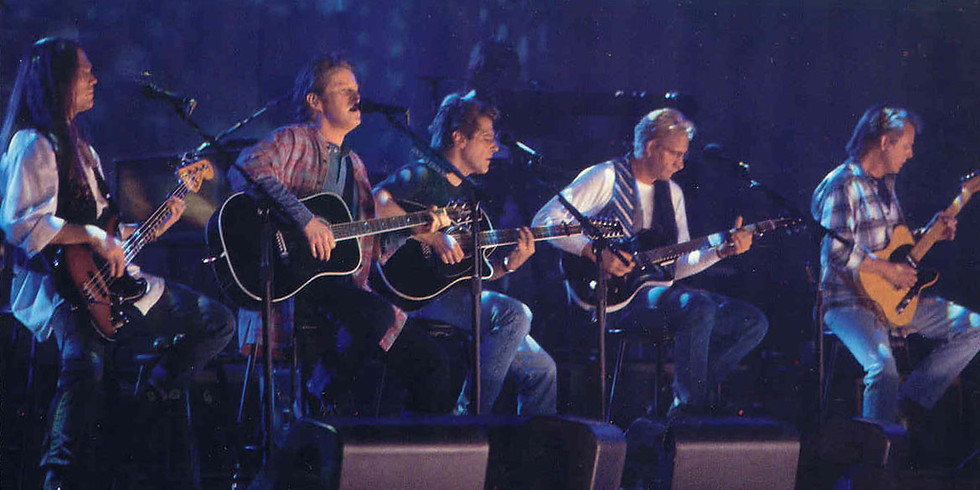 """A """"much-requested"""" video concert of Eagles """"Hell Freezes Over"""" - Friday, Aug 31st"""