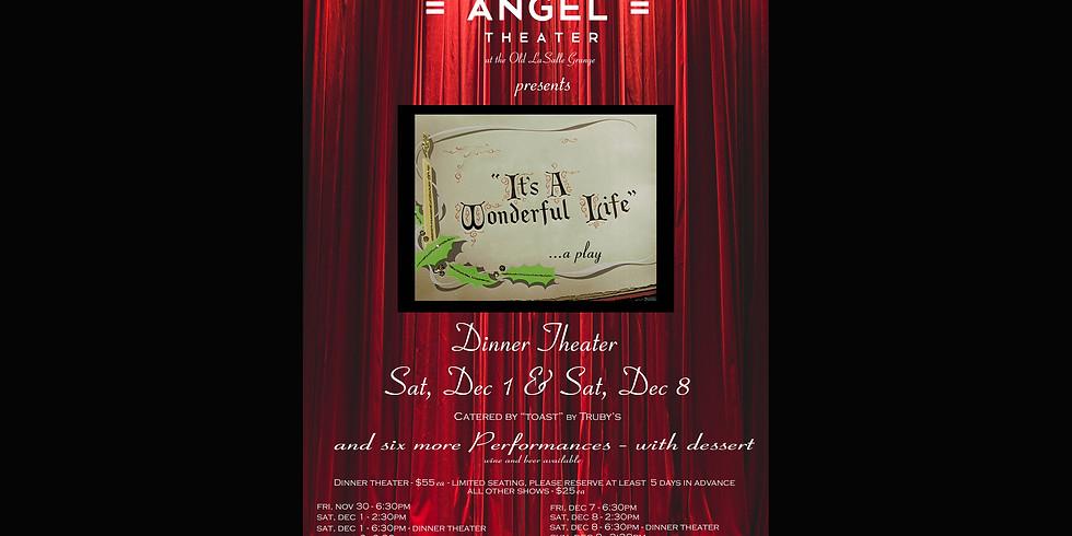 """It's A Wonderful Life""                              a play"