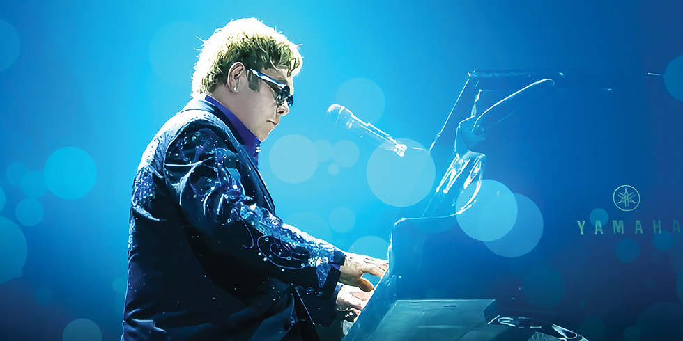 Video Concert Series, Elton John - Thur, Aug 2nd