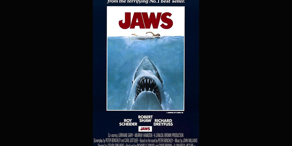 """Classic Movie Nights at """"The Angel"""" -  """"Jaws"""" - July 19"""