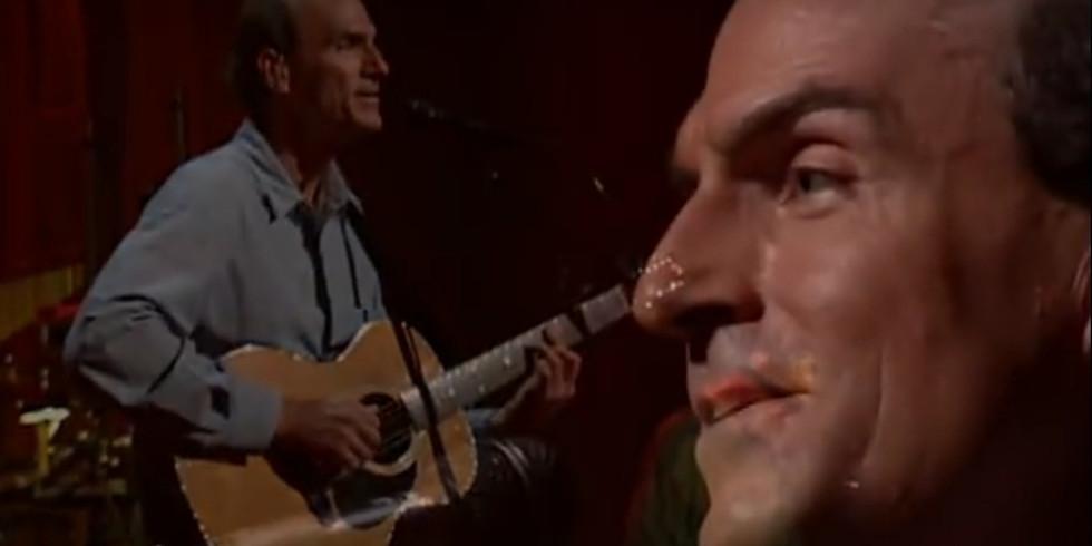 Video Concert,  James Taylor - Sat, Aug 18th