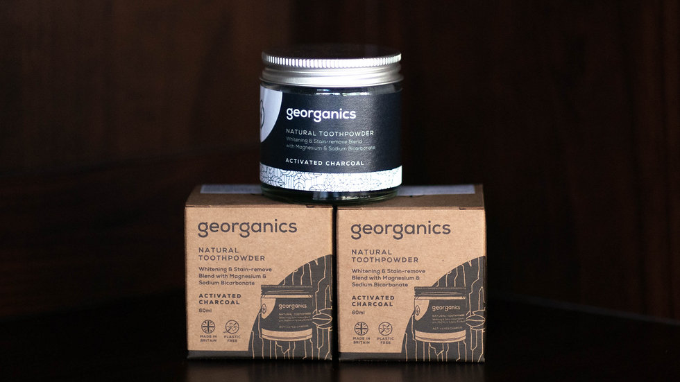 Creme Dental Natural - Georganics