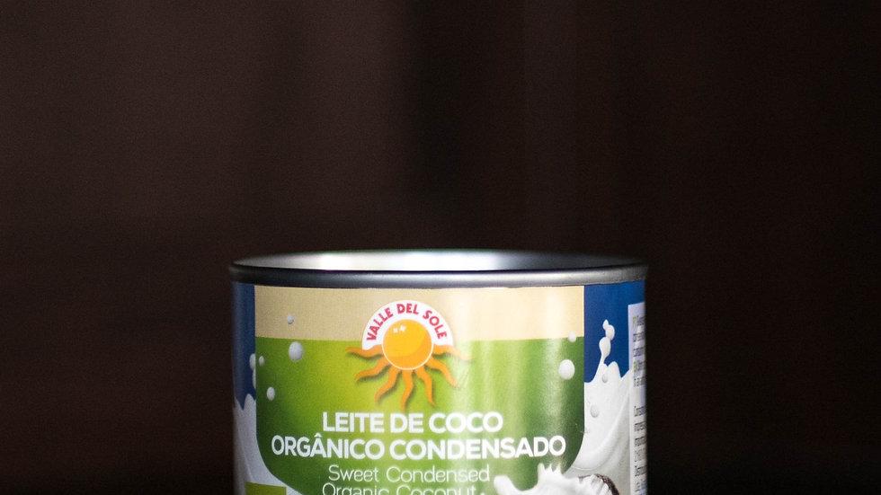 Leite de Coco Condensado - Sweet Condensed Organic coconut Milk - Valle Del Sole