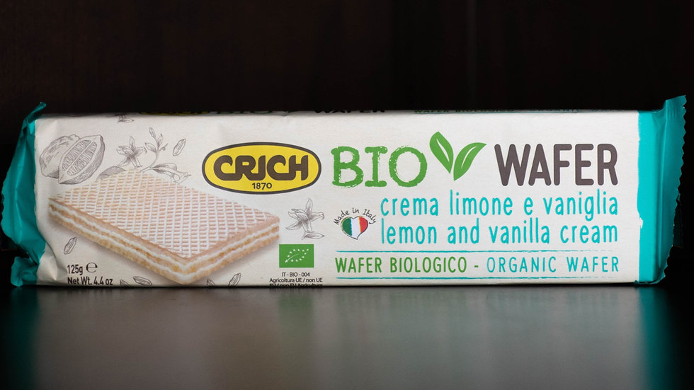 Wafer Biológico - Organic Wafer - Crich