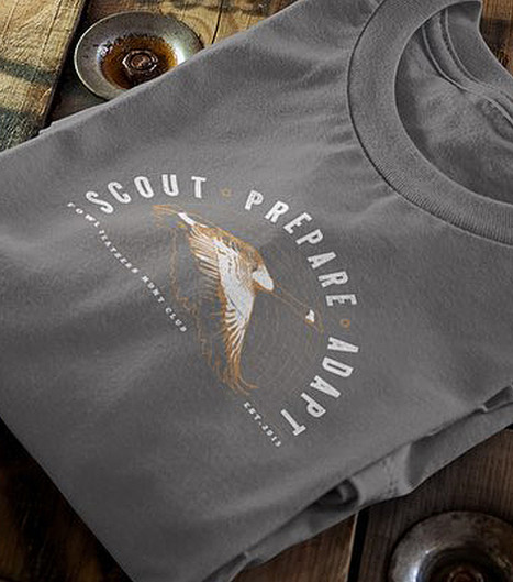 Fowl Feather shirt