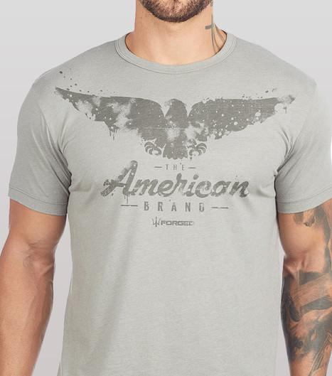 Men's Forged.com t-shirt