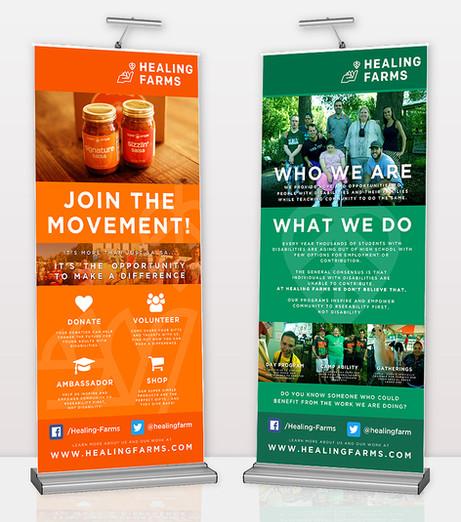 Healing Farms banner