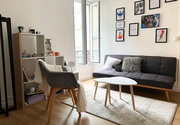 chambre décoration intérieur Marseille