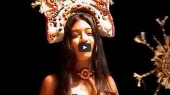 Festival Nacional Indigena Jayuya 35th Anniversary