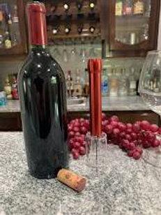 Wine Opener - Metallic Red