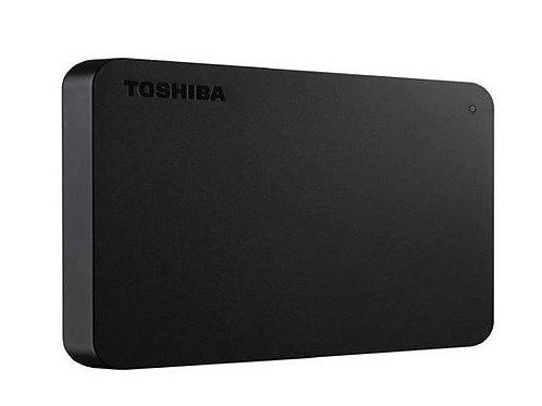 TOSHIBA - Disque Dur Externe 1 TO