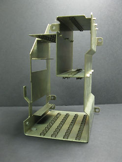 metal Card Cage steel