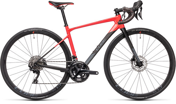 CUBE AXIAL WS GTC PRO CARBON ´N´CORAL 2021