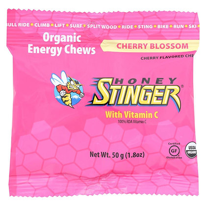 GOMITAS HONEY STINGER – CHEWS CHERRY BLOSSOM