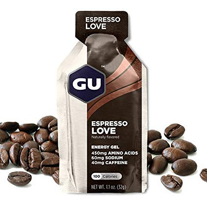GEL GU- EXPRESSO LOVE