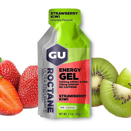 GEL GU ROCTANE-STRAWBERRY KIWI