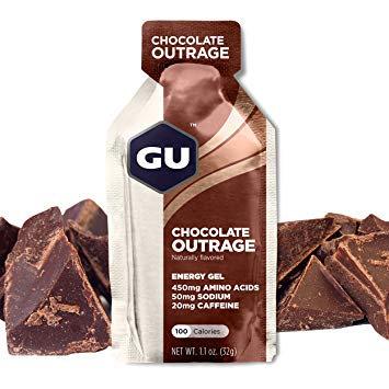 GEL GU-CHOCOLATE OTRAGE