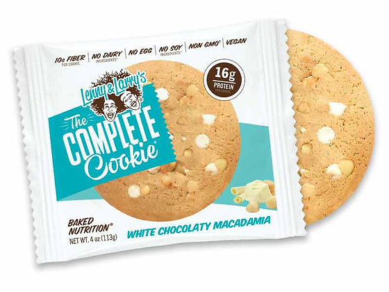 THE COMPLETE COOKIE-WHITE CHOCOLATY MACADAMIA