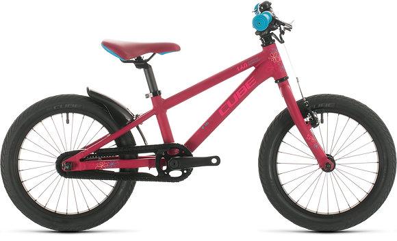 """CUBE CUBIE 160 girl berry'n'pink'n'blue 2020 16"""""""