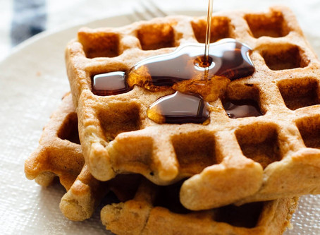 Kirsten's Famous Wheat Free Waffles