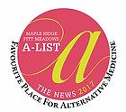 a list 2017 alt medicine