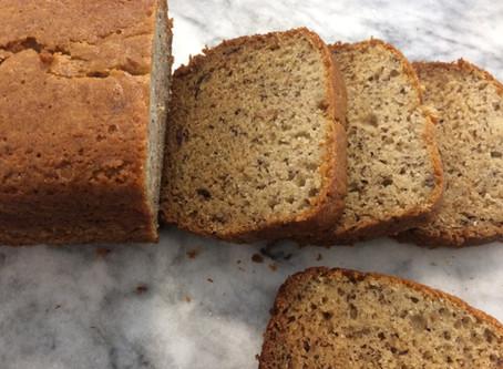 Brown Rice Flour Banana Bread