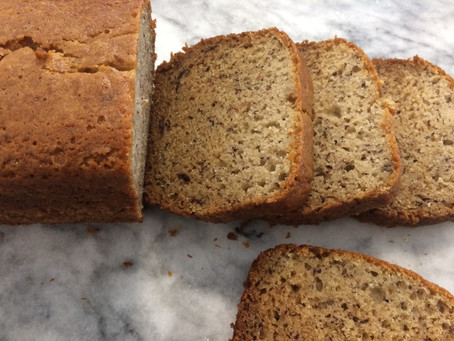 Brown Rice Flour Banana Bread