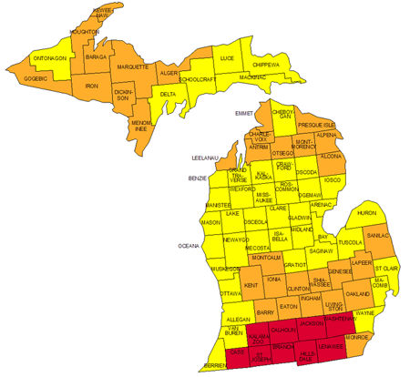 Michigan Radon Map.jpg