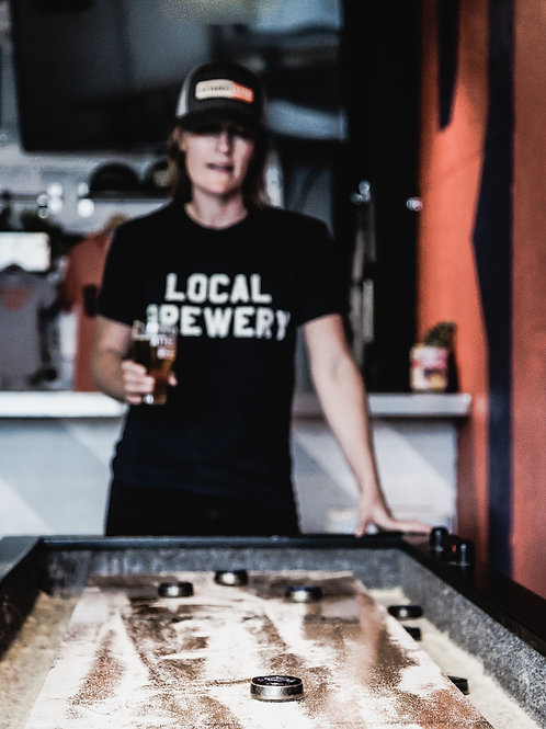 Local Brewery Tee