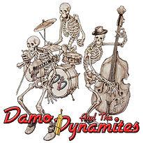 Damo And The Dynamites logo.jpg