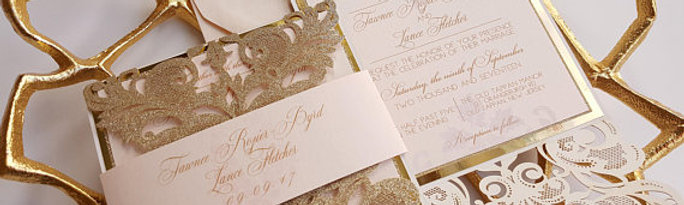 Custom Made Invitations