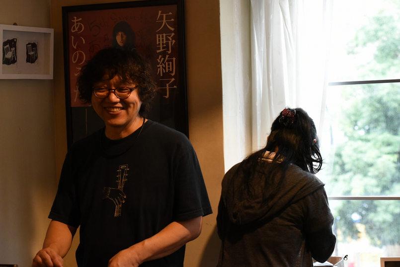 5thの前田さん