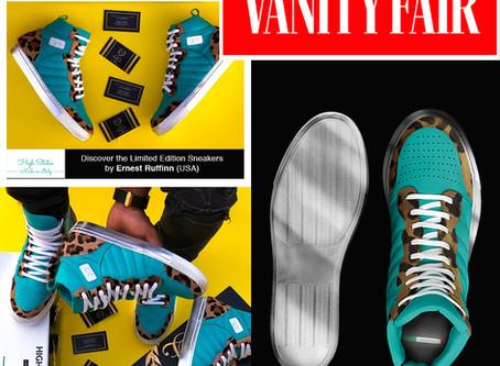 VanityFair Italy Feature