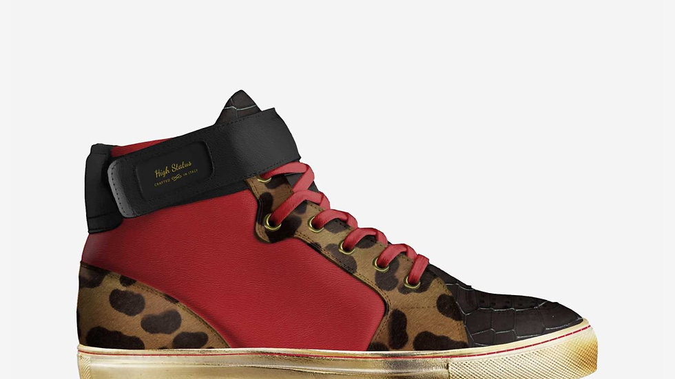 High Status Jungle Sneaker