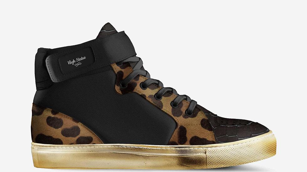 High Status Jungle Sneaker Black