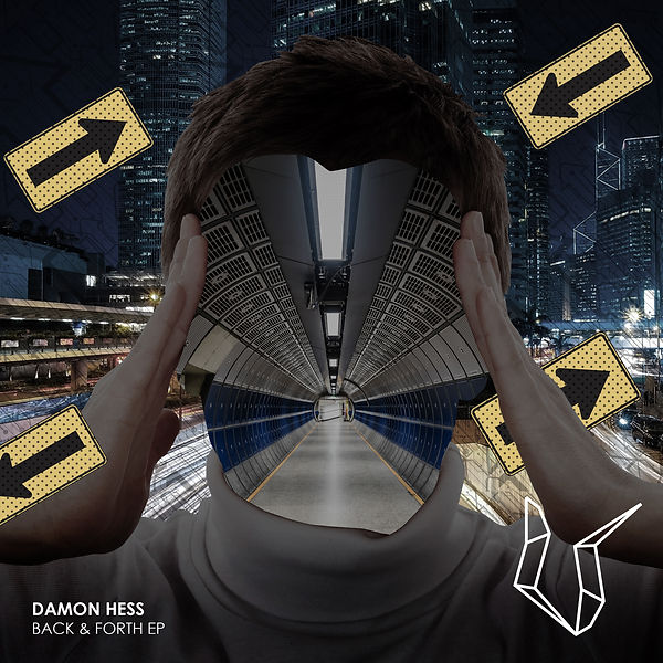 Damon Hess - Back & Forth EP.jpg