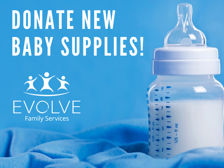 Pregnancy Services Drive for Baby Supplies