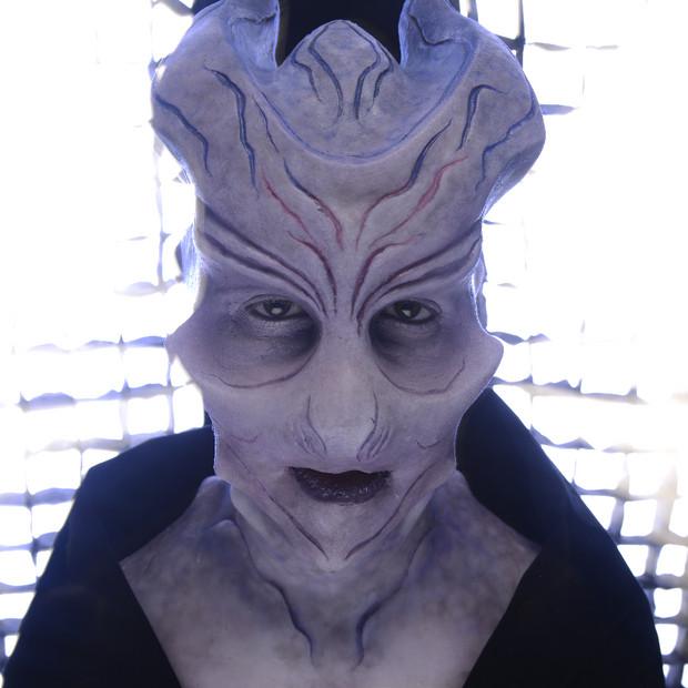 Alien Makeup