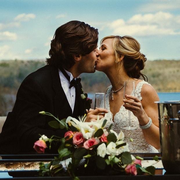 Inn at Taughannock Wedding